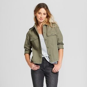 Universal Thread Military Jacket